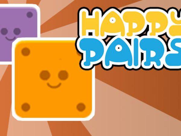 Bild zu Denken-Spiel Happy Pairs