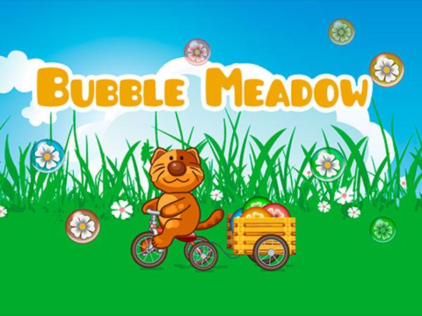 Bild zu HTML5-Spiel Bubble Meadow