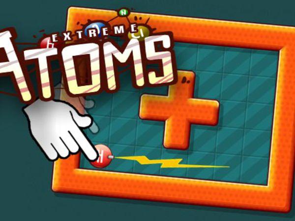 Bild zu HTML5-Spiel Extreme Atoms