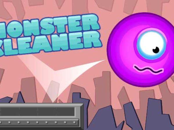 Bild zu Denken-Spiel Monster Cleaner