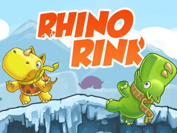 Bild zu HTML5-Spiel Rhino Rink
