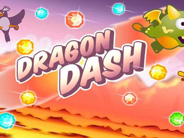 Bild zu Mädchen-Spiel Dragon Dash