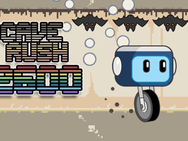 Bild zu Action-Spiel Cave Rush