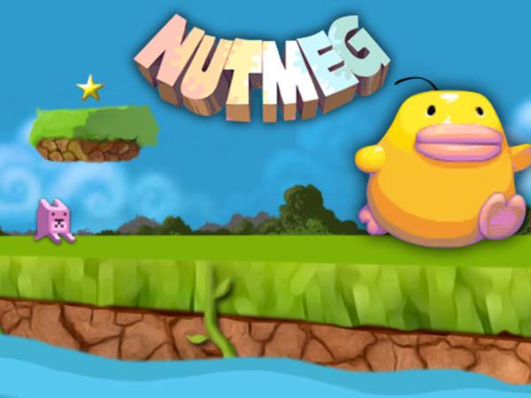 Bild zu Mädchen-Spiel Nutmeg