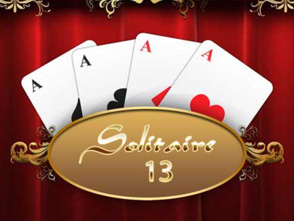 Bild zu HTML5-Spiel Solitaire 13