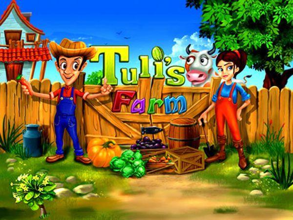 Bild zu HTML5-Spiel Tulpenfarm