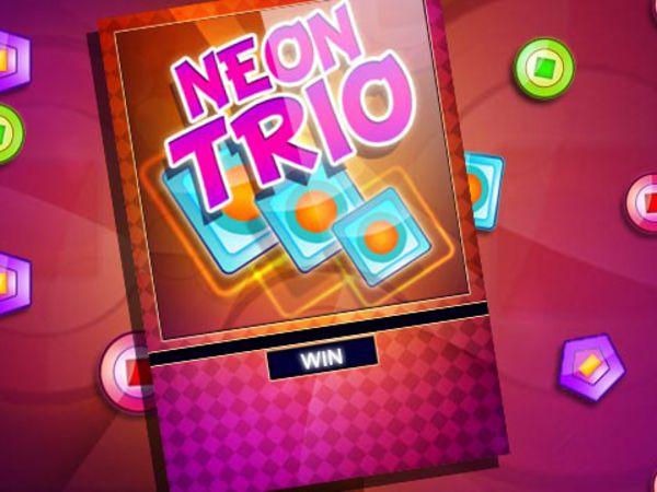 Bild zu Karten & Brett-Spiel Neon Trio