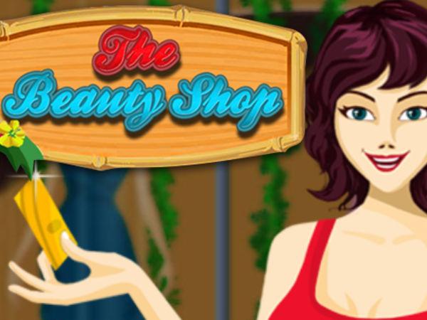Bild zu Mädchen-Spiel Beauty Shop