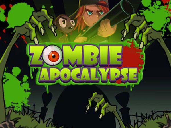 Bild zu Action-Spiel Zombie Apocalypse