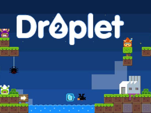 Bild zu Geschick-Spiel Droplets