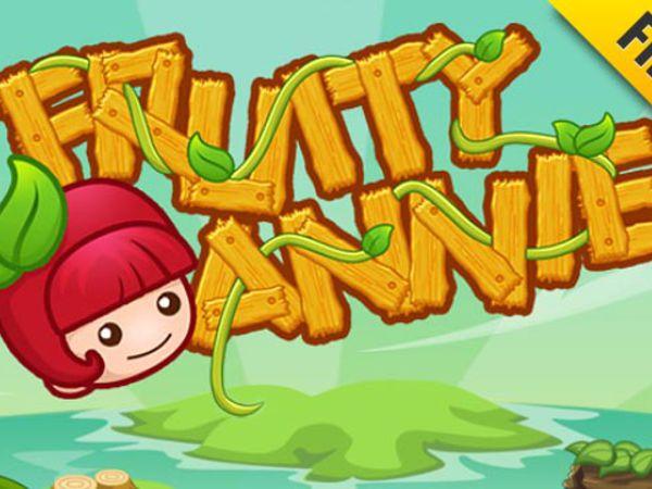 Bild zu Mädchen-Spiel Fruity Annie