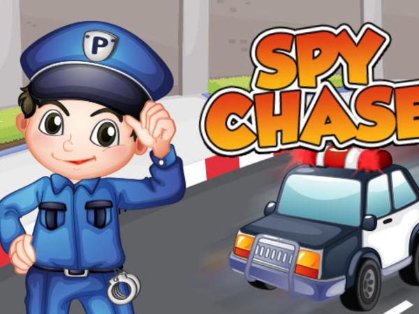 Bild zu Rennen-Spiel Spy Chase