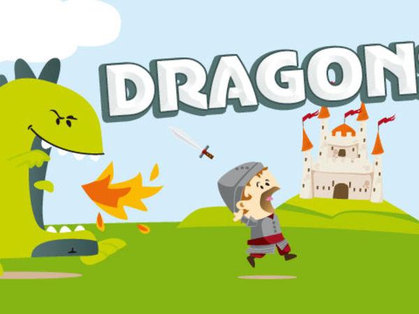 Bild zu Action-Spiel Dragons