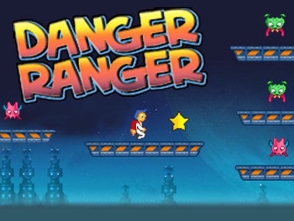 Bild zu HTML5-Spiel Danger Ranger