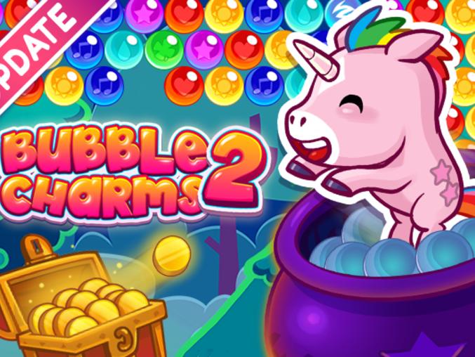 Spiele Bubble Charms Kostenlos