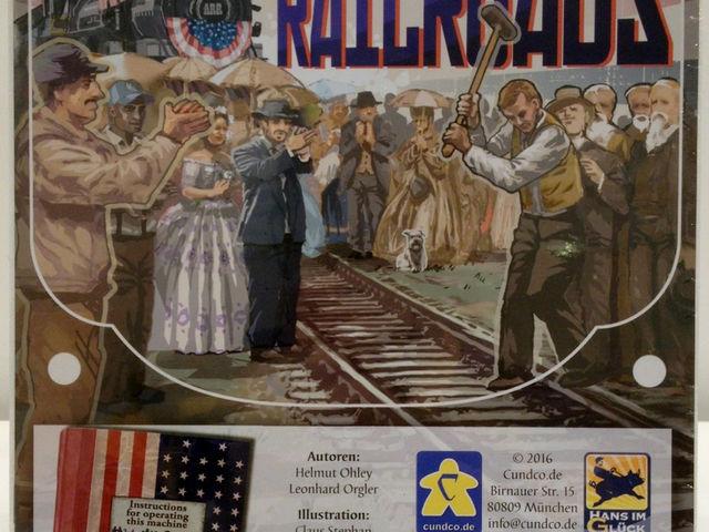 Russian Railroads: American Railroads Bild 1