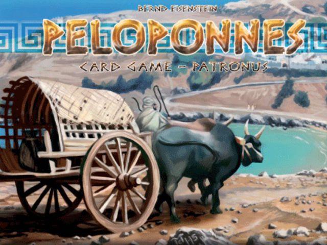 Peloponnes Kartenspiel: Patronus Bild 1