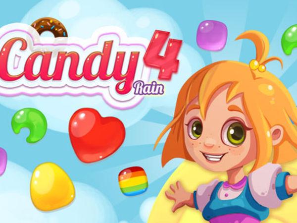 Bild zu Mädchen-Spiel Candy Rain 4