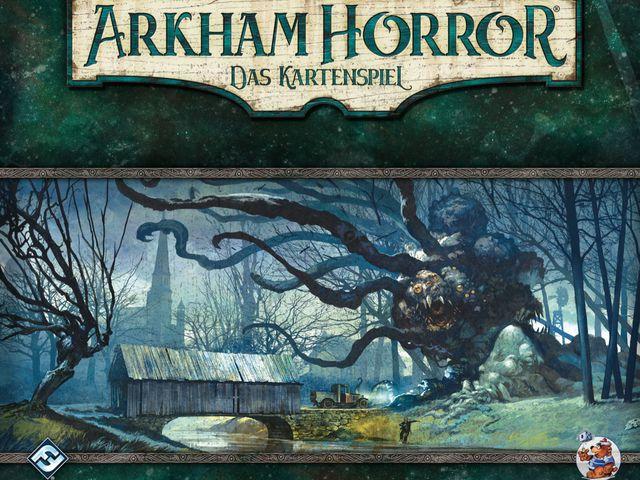 Arkham Horror: Das Kartenspiel - Das Vermächtnis von Dunwich Bild 1