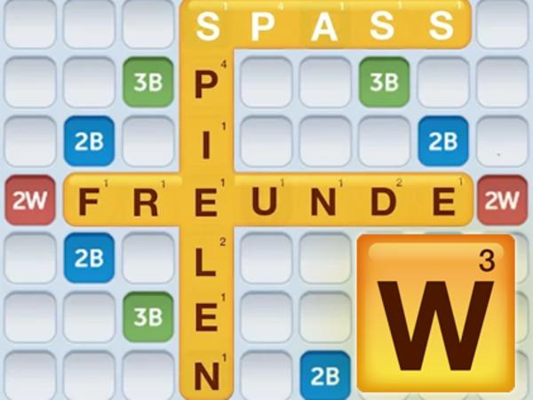Bild zu Apps-Spiel Wortspaß mit Freunden