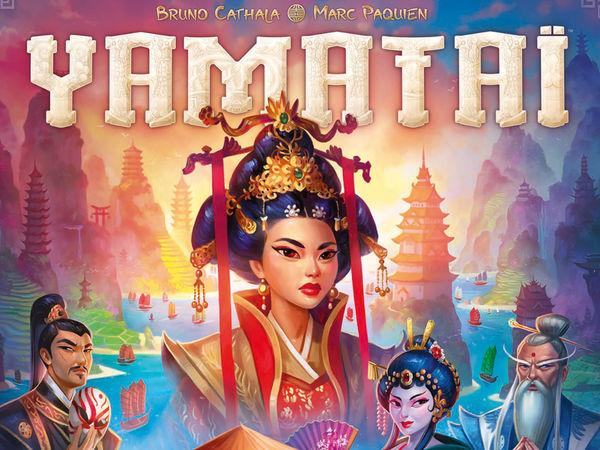 Bild zu Alle Brettspiele-Spiel Yamataï