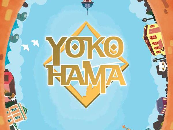 Bild zu Alle Brettspiele-Spiel Yokohama