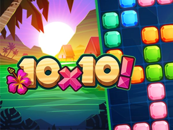 Bild zu Denken-Spiel 10x10 Hawaii
