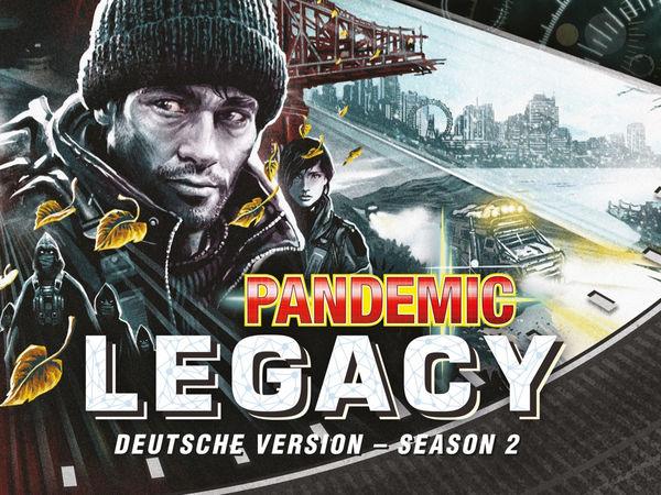Bild zu Alle Brettspiele-Spiel Pandemic Legacy - Season 2