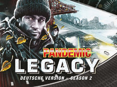 Pandemic Legacy - Season 2