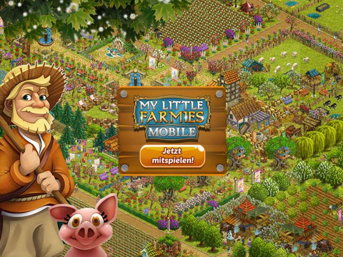 My little Farmies Mobile