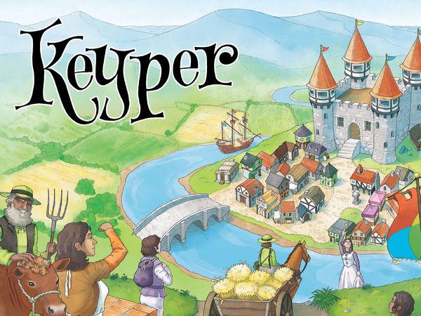 Bild zu Alle Brettspiele-Spiel Keyper
