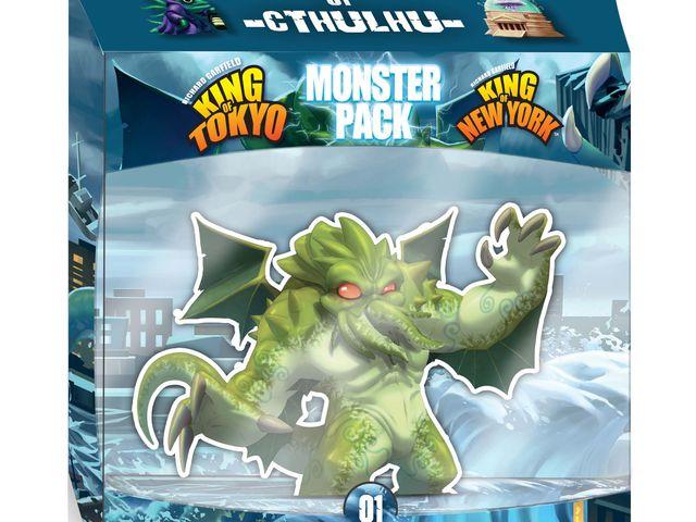 King of Tokyo/New York: Monster Pack - Cthulhu Bild 1