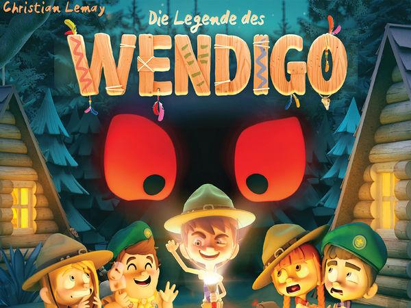 Bild zu Alle Brettspiele-Spiel Die Legende des Wendigo