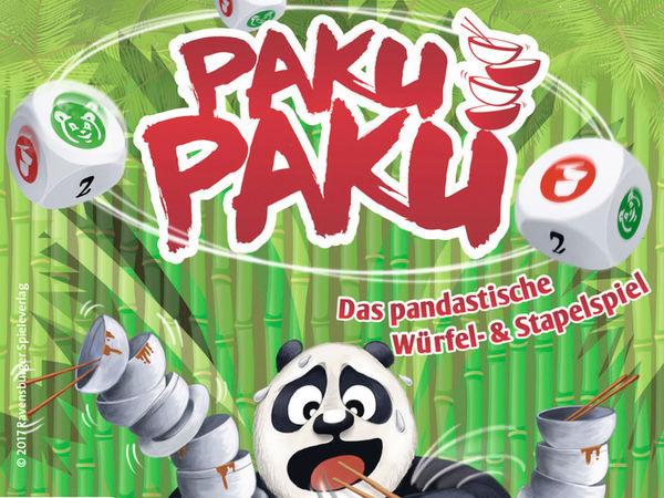 Bild zu Alle Brettspiele-Spiel Paku Paku