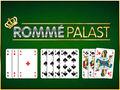 Apps-Spiel Rommé-Palast spielen