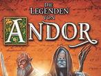 Vorschaubild zu Spiel Die Legenden von Andor: Dunkle Helden
