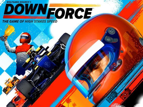 Bild zu Alle Brettspiele-Spiel Downforce