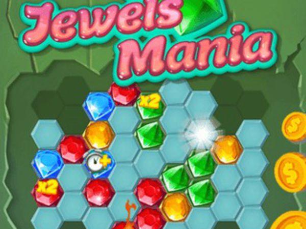 Bild zu Denken-Spiel Jewels Mania