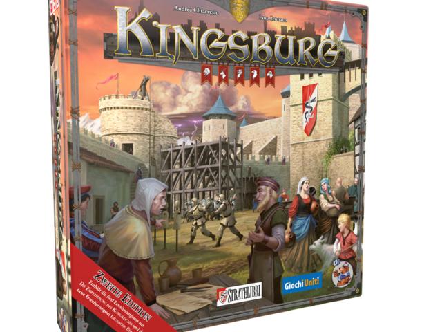 Kingsburg 2. Edition Bild 1