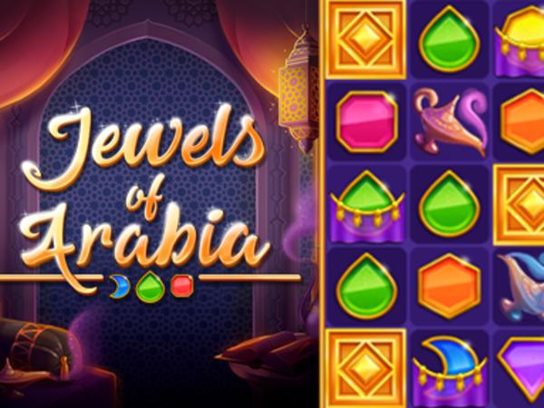 Bild zu Denken-Spiel Jewels of Arabia