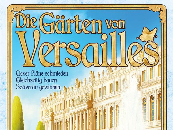 Bild zu Frühjahrs-Neuheiten-Spiel Die Gärten von Versailles