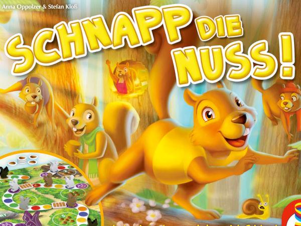 Bild zu Alle Brettspiele-Spiel Schnapp die Nuss!