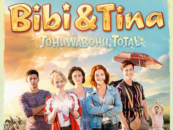 Bild zu Alle Brettspiele-Spiel Bibi & Tina: Tohuwabohu Total