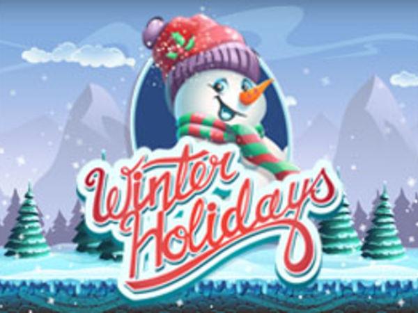 Bild zu Denken-Spiel Winter Holidays