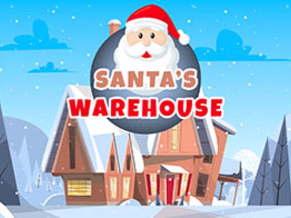 Bild zu Denken-Spiel Santa's Warehouse