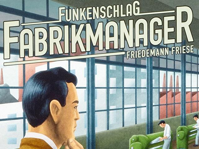 Funkenschlag: Fabrikmanager Bild 1