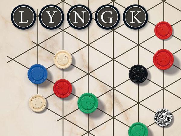 Bild zu Alle Brettspiele-Spiel Lyngk