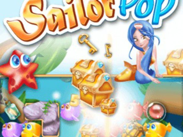 Bild zu Denken-Spiel Sailor Pop