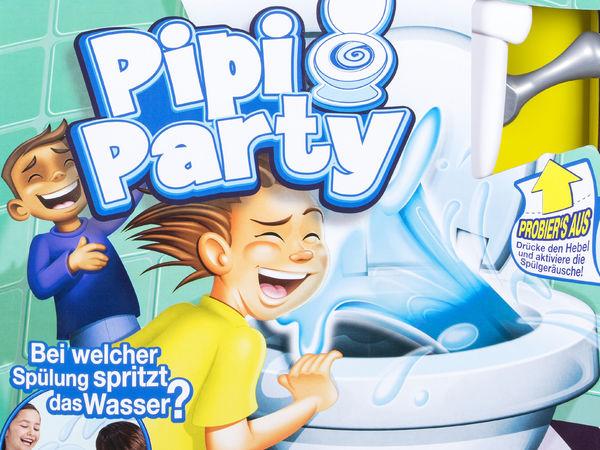 Bild zu Alle Brettspiele-Spiel Pipi Party