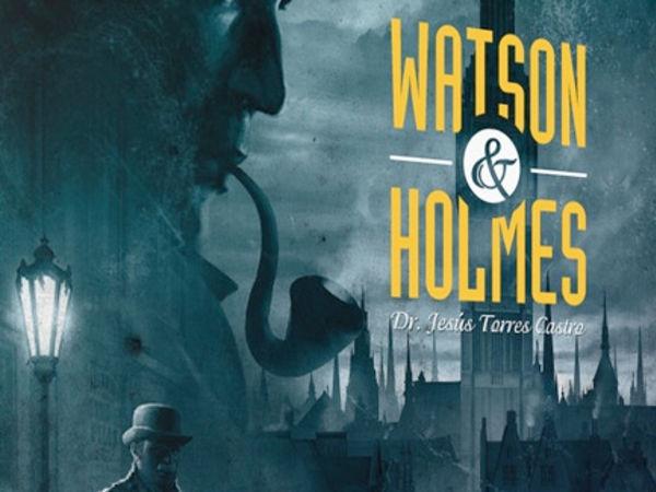 Bild zu Alle Brettspiele-Spiel Watson & Holmes
